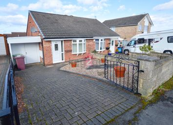 Thumbnail 2 bed semi-detached bungalow for sale in Acacia Crescent, Killamarsh, Sheffield