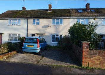 Thumbnail 3 bed terraced house for sale in Finchdean Road, Havant