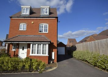 Thumbnail 4 bed detached house for sale in Howe Mews, Newton Leys, Milton Keynes