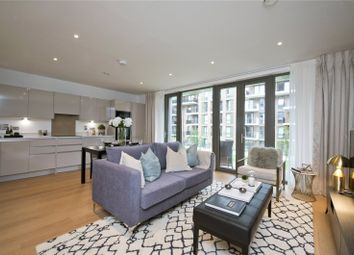 Thumbnail 3 bed flat for sale in Park Terrace, Kilburn Park Road, London