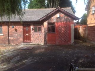 Thumbnail 1 bed bungalow to rent in 7 Chatham House, Leigh
