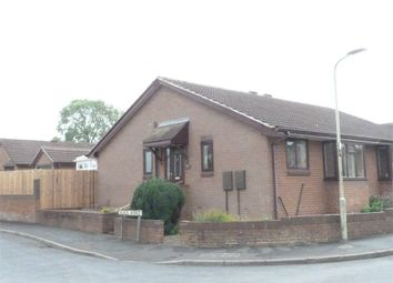 Thumbnail 2 bed semi-detached bungalow for sale in Magnolia Drive, Lutterworth