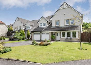 Thumbnail 4 bed detached house for sale in 4, Dover Drive, Dunfermline, Fife