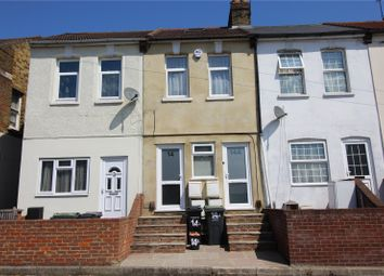 Thumbnail 1 bed flat to rent in Dover Road East, Gravesend, Kent