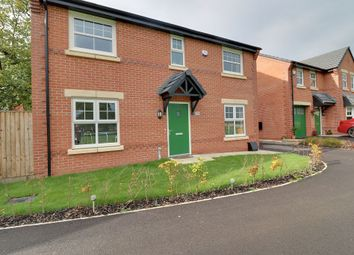 Thumbnail 4 bed detached house to rent in Pasture Close, Sandbach