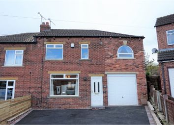 Thumbnail 4 bed semi-detached house for sale in Cornmill Drive, Liversedge