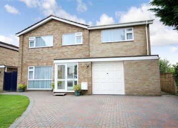 Thumbnail 5 bedroom detached house for sale in Pinetree Rise, Swindon, Wiltshire