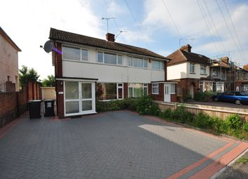 Thumbnail 3 bed semi-detached house to rent in New Hythe Lane, Larkfield, Aylesford