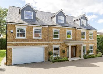 Thumbnail 6 bed detached house for sale in Benfleet Close, Cobham, Surrey