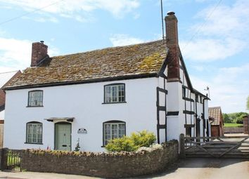 Thumbnail 4 bedroom detached house for sale in Church Road, Eardisley, Hereford