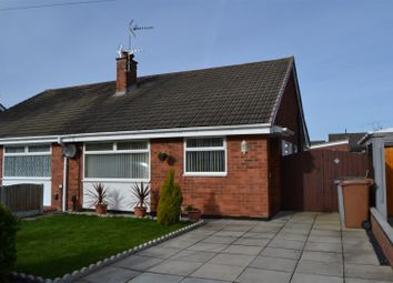 Thumbnail 3 bed semi-detached bungalow for sale in Sutherland Drive, Bromborough, Wirral