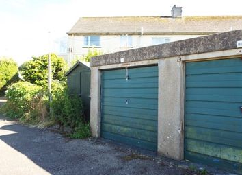 Thumbnail Parking/garage to rent in Trenoweth Road, Penzance