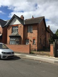 Thumbnail 4 bed detached house to rent in Harold Road, Birmingham