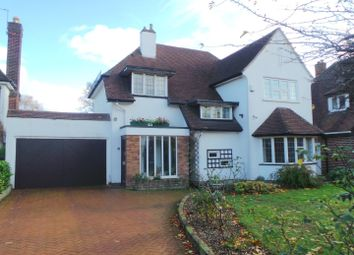 Thumbnail Detached house for sale in Boultbee Road, Sutton Coldfield