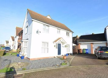 Thumbnail 3 bed semi-detached house for sale in Hill House Drive, Chadwell St Mary, Essex