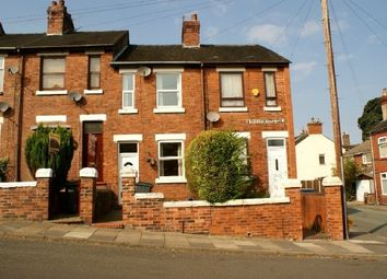 Thumbnail 2 bed terraced house to rent in Frederick Avenue, Penkhull, Stoke On Trent