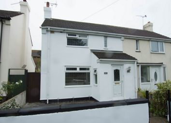 Thumbnail 2 bed semi-detached house for sale in Telegraph Road, Deal