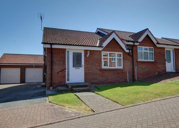 Thumbnail 2 bed semi-detached bungalow for sale in Grasmere Grove, Bridlington