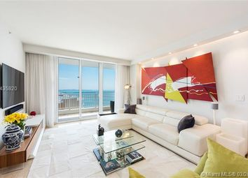 Thumbnail 3 bed apartment for sale in 801 Brickell Key Blvd, Miami, Florida, United States Of America