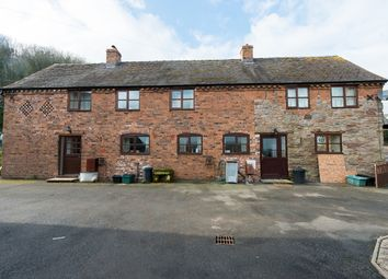 Thumbnail 4 bed semi-detached house for sale in Nash, Ludlow