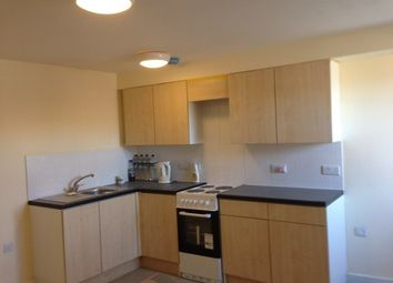 Thumbnail 2 bed flat to rent in Mackrells Terrace, Wolborough Street, Newton Abbot