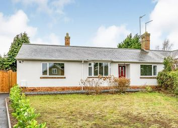 3 bed bungalow for sale in Holmleigh Close, Duston, Northampton, Northamptonshire NN5