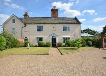 Thumbnail 4 bed semi-detached house for sale in Church Street, Wangford, Beccles