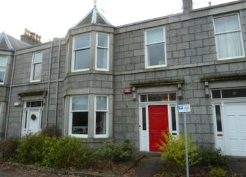 Thumbnail 3 bed terraced house to rent in Desswood Place, Aberdeen