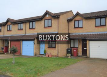 Thumbnail 3 bed terraced house to rent in Lowestoft Drive, Slough, Berkshire.