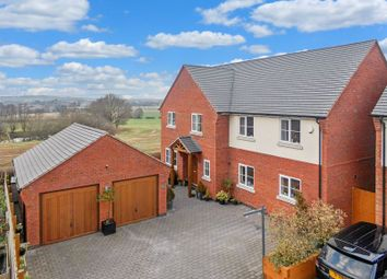 Thumbnail 4 bed detached house for sale in Lakesedge, Cold Norton, Stone