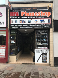 Thumbnail Retail premises for sale in Quarry Street, Hamilton