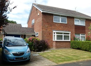 Thumbnail 3 bed detached house for sale in Loughwood Close, Boyatt Wood, Eastleigh