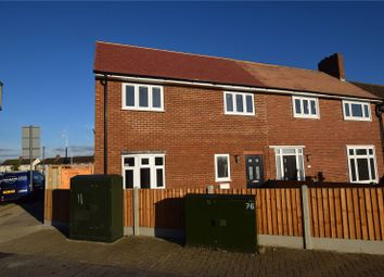 Thumbnail 2 bed end terrace house for sale in White Hart Lane, Collier Row