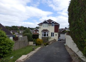 Thumbnail 3 bed link-detached house to rent in Cadewell Park Road, Torquay