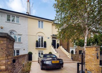 Thumbnail 4 bed property for sale in Hill Road, St John's Wood, London