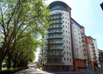 Thumbnail 2 bedroom flat for sale in Orchard Place, Southampton, Hampshire