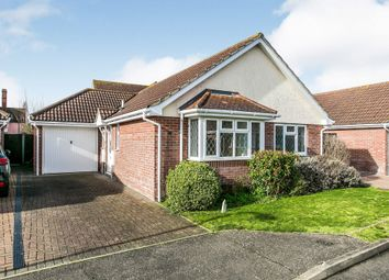Thumbnail 3 bed detached bungalow for sale in Waylands Drive, Weeley, Clacton-On-Sea