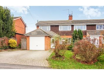 Thumbnail 3 bed semi-detached house for sale in Plough Road, Tibberton, Droitwich