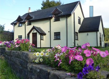 Thumbnail 4 bed detached house for sale in Heol Tynewydd, Bedwellty, Blackwood