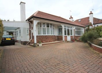 Thumbnail 2 bed detached bungalow for sale in Circular Drive, Heswall, Wirral
