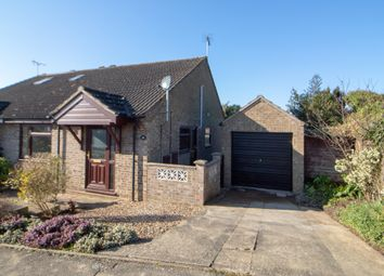 Thumbnail 2 bed semi-detached bungalow for sale in Nicholson Drive, Beccles