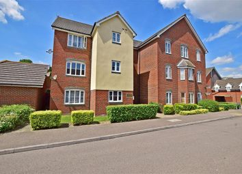 Thumbnail 2 bed flat for sale in Covesfield, Gravesend, Kent