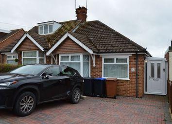 Thumbnail 2 bedroom property to rent in Templar Drive, Kingsthorpe, Northampton