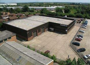 Thumbnail Light industrial for sale in Unit E, Ronald Close, Kempston, Bedford, Bedfordshire