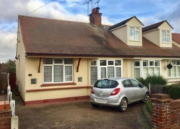 Thumbnail 2 bedroom bungalow for sale in Carlton Avenue, Westcliff-On-Sea