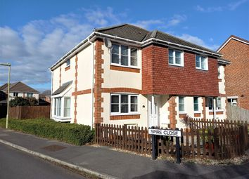 Thumbnail 3 bed semi-detached house for sale in Lower Church Road, Fareham