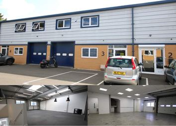 Thumbnail Warehouse for sale in Unit 3 The Glenmore Centre, Poole