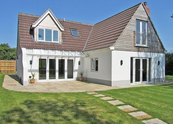 Thumbnail 4 bed detached house for sale in North Weirs, Brockenhurst