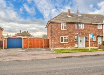 Thumbnail 3 bed semi-detached house for sale in Greycote, Shortstown, Bedford