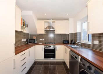 Thumbnail 3 bed semi-detached house for sale in Elan Close, West Malling, Kent